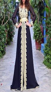 بالصور فساتين جزائرية بيزو بيزو 2019 , احدث فستان جزائرى بيزو بيزو 2019 3097 2