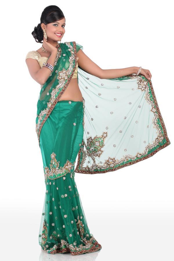 بالصور فساتين هندية في رام الله , اروع فساتين هندى فى رام الله 3099 7