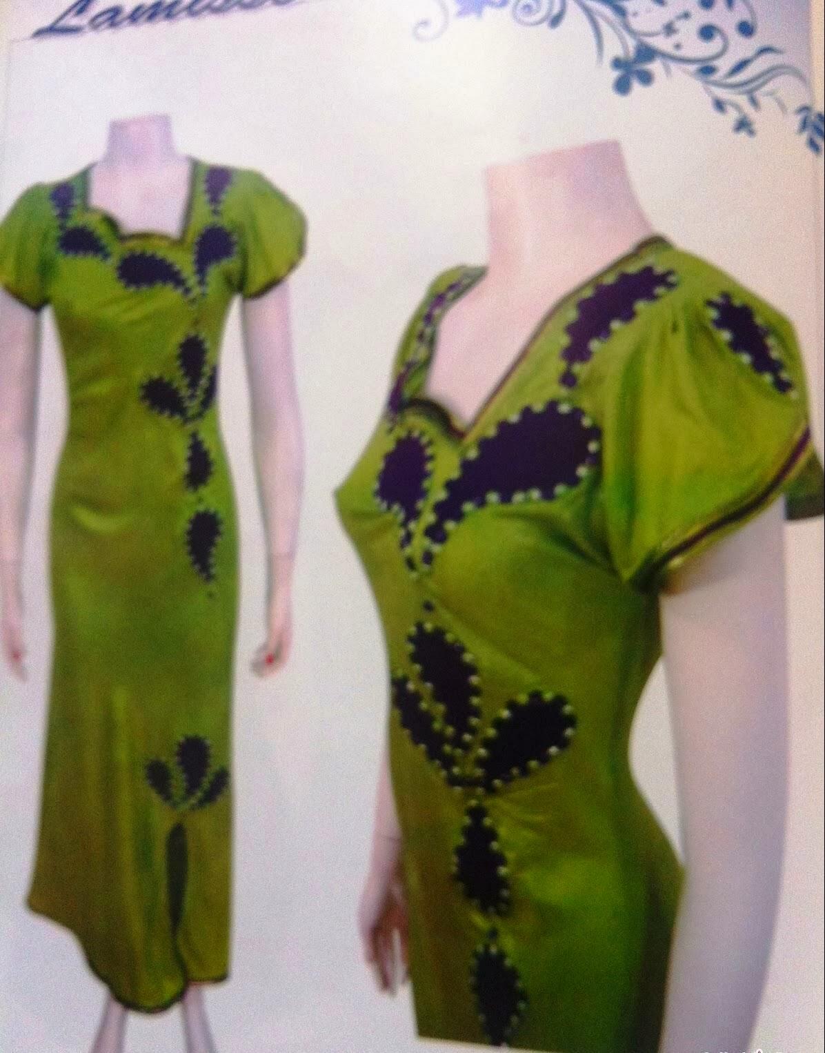بالصور موديلات فساتين جزائرية صيفية , اروع ستايل لفستان صيف جزائرى 3114 4