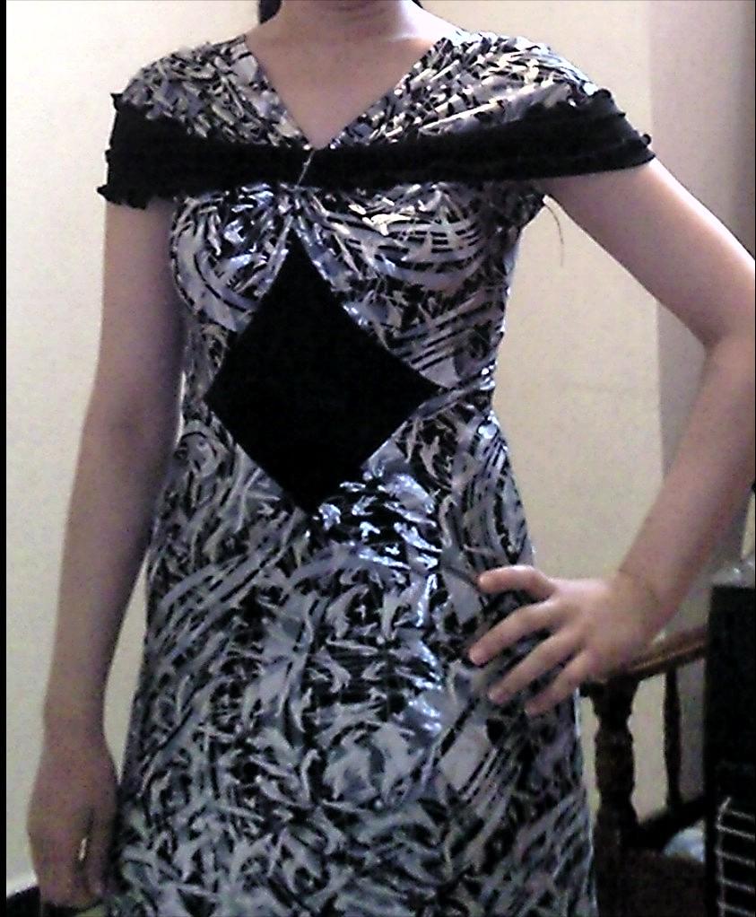 بالصور موديلات فساتين جزائرية صيفية , اروع ستايل لفستان صيف جزائرى 3114 5