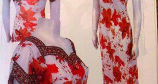 موديلات فساتين جزائرية صيفية , اروع ستايل لفستان صيف جزائرى