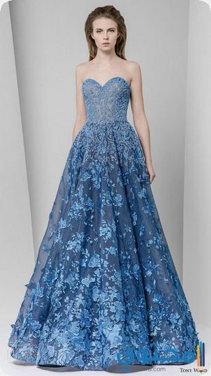 صورة الوان انيقة لفساتين السهرات 2020 , اجمل الالوان الانيقة لفساتين سهرة 2020