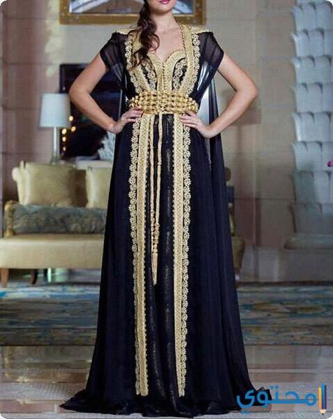 بالصور موديلات فساتين دانتيل جزائرية , احدث موديلات الفساتين الجزائرية بالدانتيل 3123 4