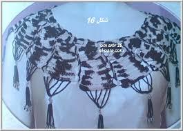بالصور موديلات فساتين جزائرية كروشي , اجمل ستايلات لفساتين كروشيه جزائرية 3125 5