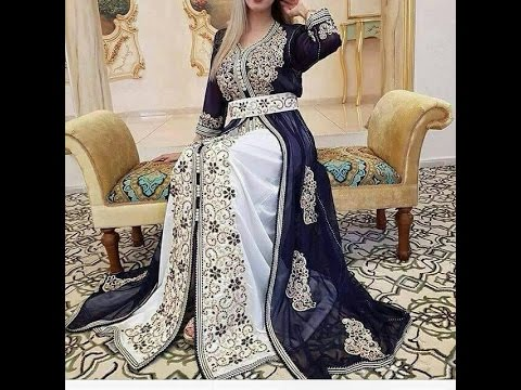 صور فساتين العروس الجزائرية 2019 , اروع موديلات لعروسة الجزائر 2019