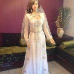 فساتين اعراس جزائرية عصرية , احدث موديلات فساتين العرائس بالجزائر