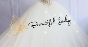 صوره صور فساتين زفاف مذهله , فستان عروسه رائع