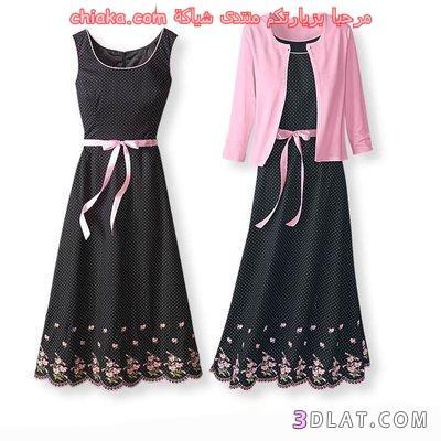 بالصور اجمل الفساتين الشرعية , فساتين اسلامية رائعه 3163 3