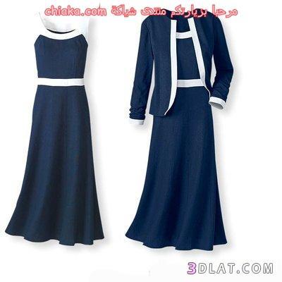 بالصور اجمل الفساتين الشرعية , فساتين اسلامية رائعه 3163 4