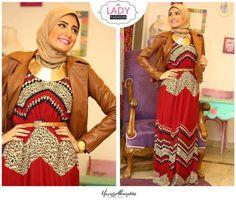 بالصور اجمل الفساتين الشرعية , فساتين اسلامية رائعه 3163 8