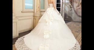 اجمل 10 فساتين زفاف , تصاميم فساتين تحفه