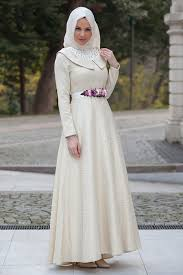 بالصور فساتين تركية رائعة للمحجبات , فساتين حجاب تحفه 3174 2