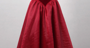صورة فساتين سهرة 2020 للسمينات , فستان مناسب للسمنه الاوله 3181 1 310x165