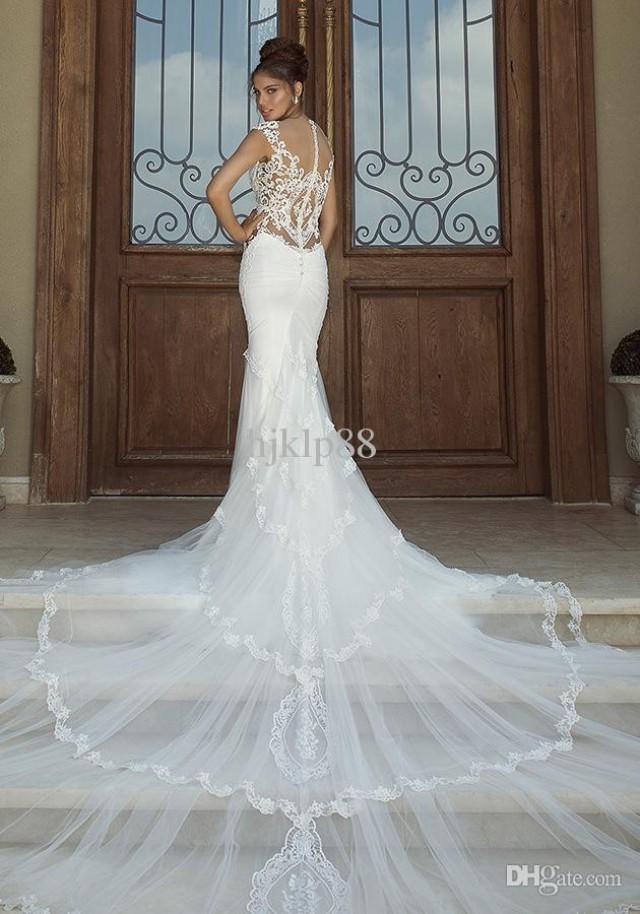 بالصور صور فساتين زفاف Wedding Dress , احلي فساتين زفاف 3198 5