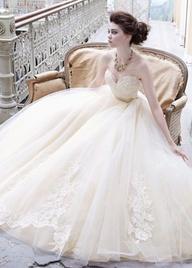 بالصور صور فساتين زفاف Wedding Dress , احلي فساتين زفاف 3198 6