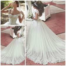 بالصور صور فساتين زفاف Wedding Dress , احلي فساتين زفاف 3198 7