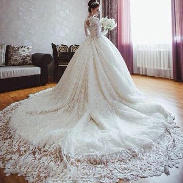 بالصور صور فساتين زفاف Wedding Dress , احلي فساتين زفاف 3198 8