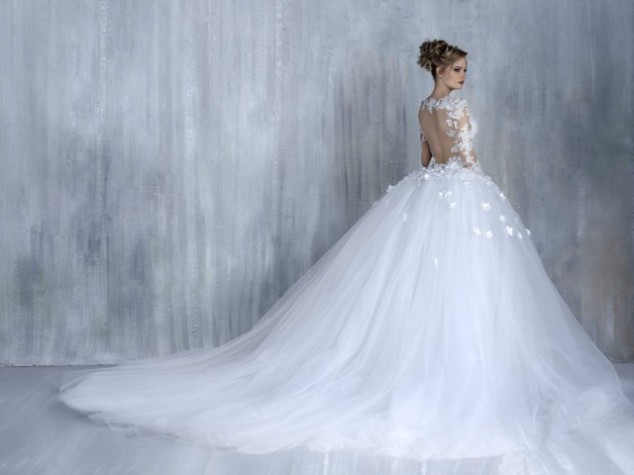 صوره صور فساتين زفاف Wedding Dress , احلي فساتين زفاف