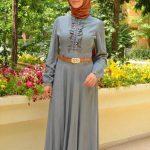 فساتين صوف تركية , فستان لفصل الشتاء