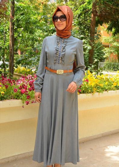بالصور فساتين صوف تركية , فستان لفصل الشتاء 3209
