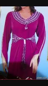 بالصور فساتين جزائرية للبيت من مجلة سلسبيل , فستان منزلي روعه 3210 1