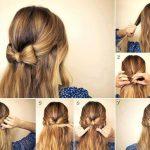 طريقة عمل تسريحات للشعر القصير للمناسبات , فيديو لتسريحة شعر قصير