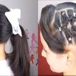 طريقة تسريح الشعر للبنات , تسريحات شعر للاطفال