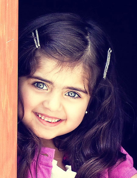 صور صور اجمل طفله خليجيه جمال بنات الخليج الطفله الاكثر وسامه لعام , احلي بنت عربية