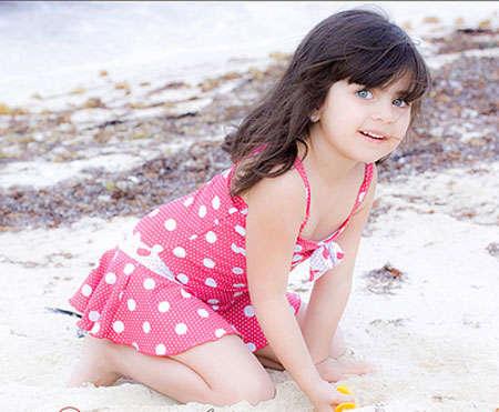 صوره صور اجمل طفله خليجيه جمال بنات الخليج الطفله الاكثر وسامه لعام , احلي بنت عربية