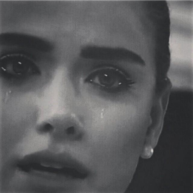 خواطر منقوله _تلك الدموع...