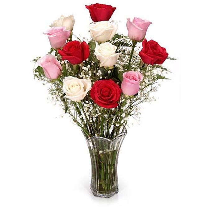بالصور صور مزهريات ورد جميلة ارقى مزهريات الورد , خلفيات زهور طبيعية 3779 4