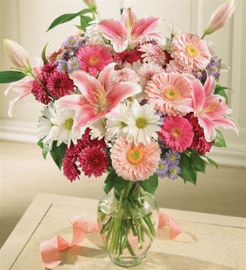 بالصور صور مزهريات ورد جميلة ارقى مزهريات الورد , خلفيات زهور طبيعية 3779 9