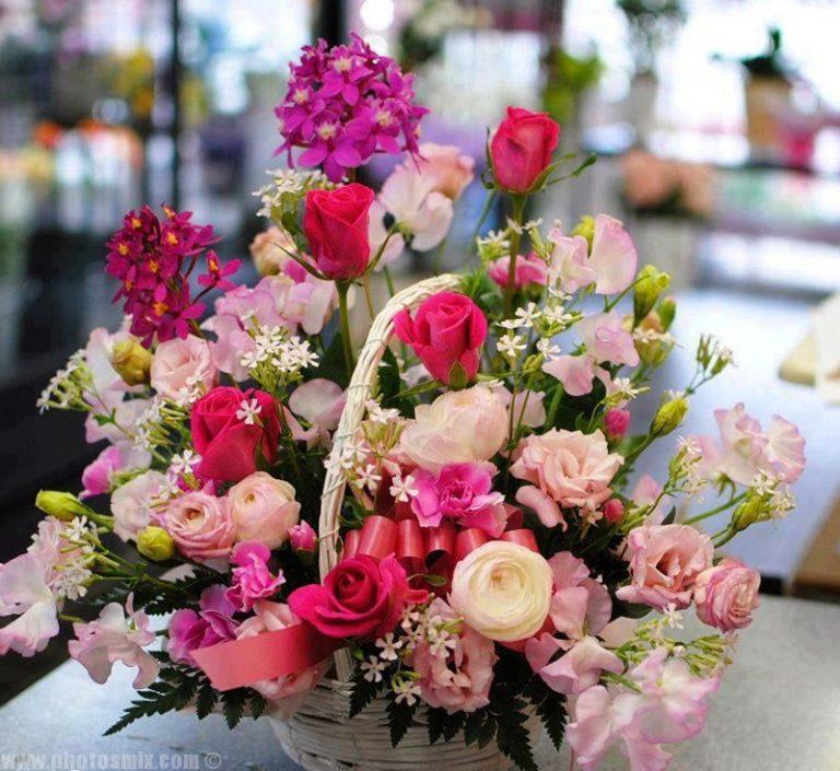 بالصور صور ورود حمراء جديدة , صور باقات ورود زهور حمراء و بيضاء جديدة و رائعة 3786 6