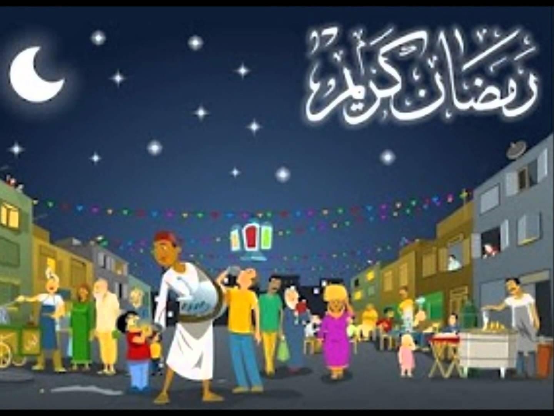 بالصور صور خلفيات رمضان كرتون اجمل خلفيات رمضان كرتون , بوستات عن الشهر الكريم 3927 2