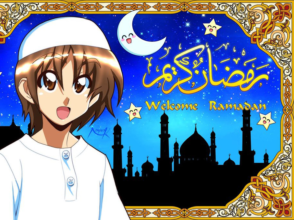 بالصور صور خلفيات رمضان كرتون اجمل خلفيات رمضان كرتون , بوستات عن الشهر الكريم 3927 4