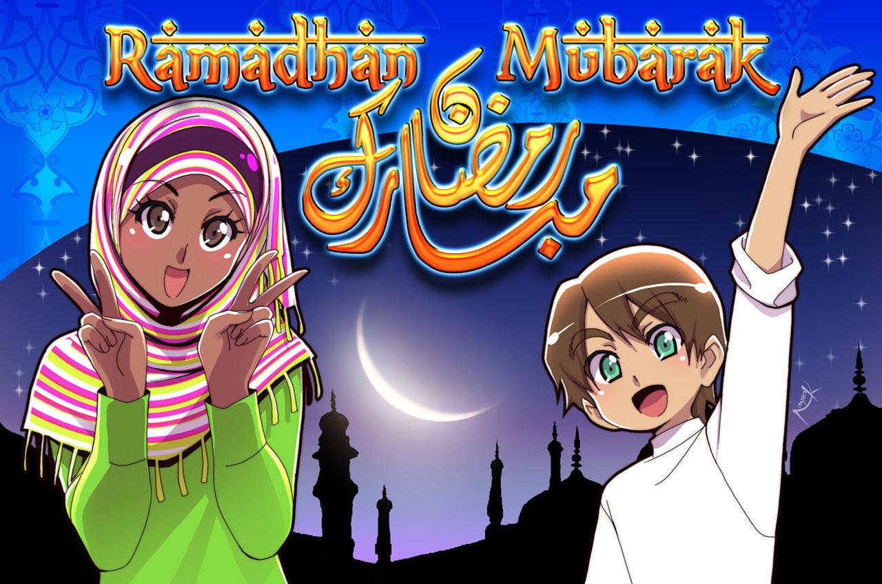 بالصور صور خلفيات رمضان كرتون اجمل خلفيات رمضان كرتون , بوستات عن الشهر الكريم 3927 5