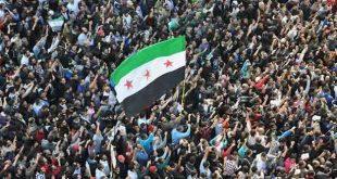 صورة صور علم الثورة السورية , بوستات لرمز الانتفاضة