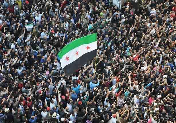 بالصور صور علم الثورة السورية , بوستات لرمز الانتفاضة 4077