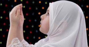 صورة صورة بنت بتقول دعاء , صورة بنت تدعى ربها