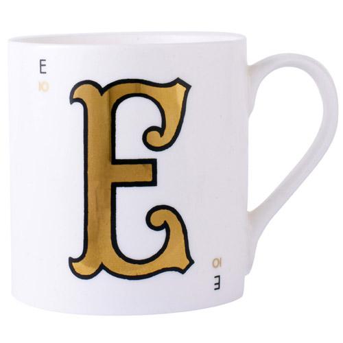 Lifeofanut حرف E مزخرف
