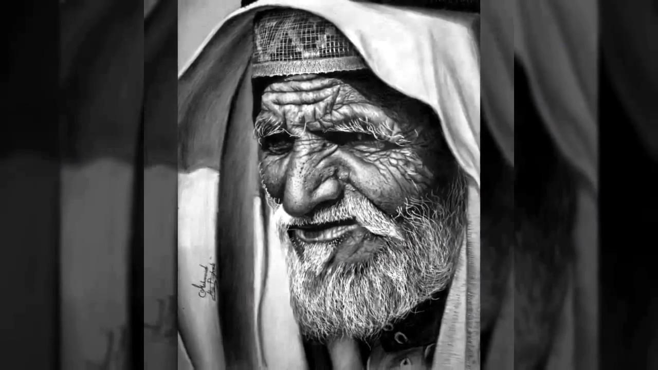 بالصور صورة شايب ابيض واسود , خلفيات لرجل عجوز روعه 4371 6