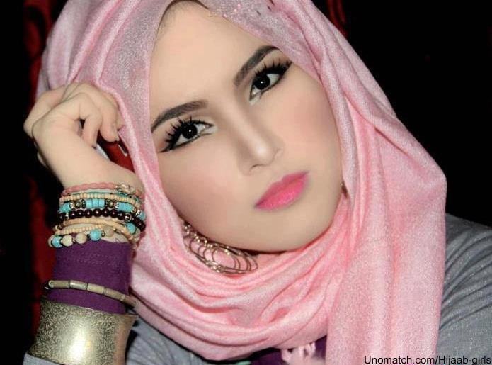 بالصور صور بنات محجبات قمر , بوستات فتيات محتشمات زي العسل 4542 2