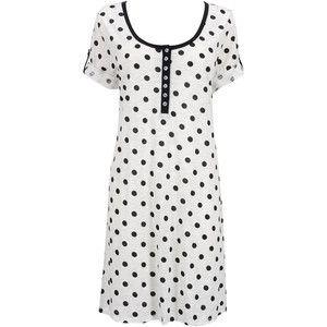 بالصور قمصان نوم قطن , لبس بيتي للعرايس 868