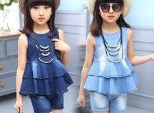صوره اجمل ملابس الاطفال , لبس اطفال كاجوال