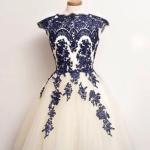 فساتين منفوشة قصيرة , احلي فستان قصير