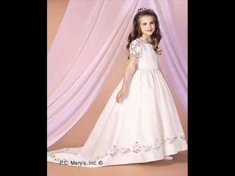 بالصور فساتين زفاف دانتيل , فستان مميز سهره 879 3