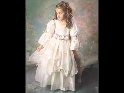 بالصور فساتين زفاف دانتيل , فستان مميز سهره 879