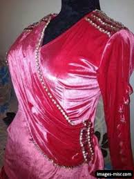 بالصور فساتين جزائرية عصرية للبيت , اروع ملابس بيتي 882 5