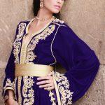 ملابس جزائرية عصرية , جلباب وفطان وفستان من الجزائر