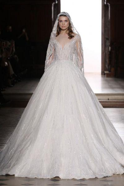 بالصور اجمل فساتين العرس , اروع فستان فرح 922 2